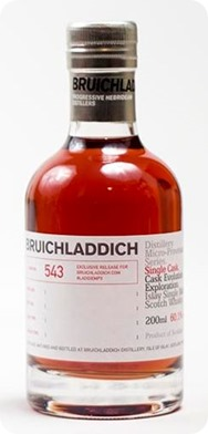 More Bruichladdich Micro Provenance : Cask #543 (Full term Port)