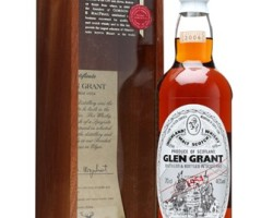 Glen Grant 1954 (G&M)–The wood makes the whisky
