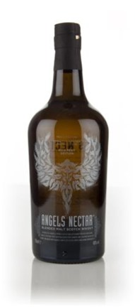 Angels' Nectar Blended Malt – Rich Peat Edition