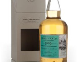 Wemyss Malts 'blowing on a sea breeze' – Bunnahabhain 1990