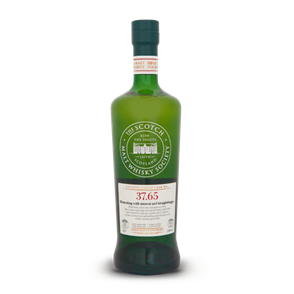 SMWS 37.65, 'Bursting with interest and imaginings', Cragganmore, 29 years old
