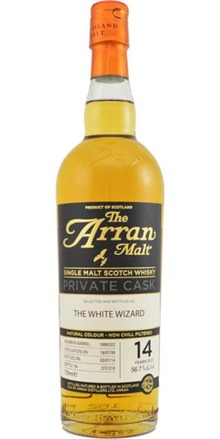 Arran : The White Wizard & The Dark Lord
