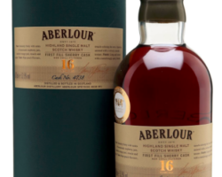 New Whisky review: Aberlour 16 yo single Cask # 4738 – TWE Exclusive