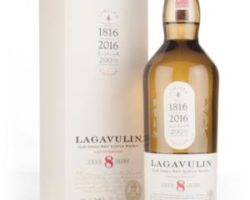 Lagavulin 8 Year Old – 200th Anniversary Edition – Review and notes