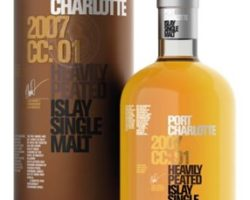 More Duty Free Editions: Port Charlotte 2007 CC:01 (Travel Retail Exclusive)