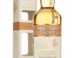 Tomatin 1996 (bottled 2013) – Connoisseurs Choice (Gordon & MacPhail)