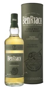 Benriach Peated Cask Strength Batch #1