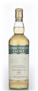 Benriach 1997 Connoisseurs Choice (Gordon and MacPhail)