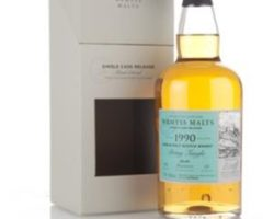 A couple of Bowmore by Wemyss Malts