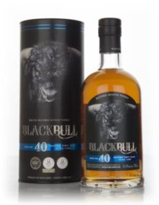 Black Bull 40 year old – Blended Whisky (Batch #4)