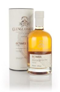 Two Glenglassaugh Octave casks (peated and non peated)