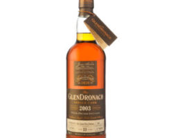 Glendronach 13yo single cask # 4097 for Whisky Brother shop (South Africa exclusive)