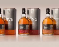 Wemyss Batch Strength: The Hive , Spice King &  Peat Chimney