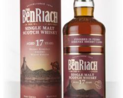 BenRiach 17 Year Old Pedro Ximénez Sherry Finish