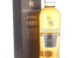 More young & Newish Glen Grant – the 12 year old