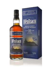 Review: BenRiach 22 Year Old Moscatel Wood Finish