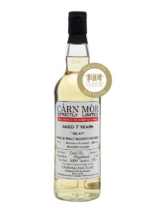Review : Caol Ila 2009, 7 Year Old, Carn Mor – TWE Exclusive