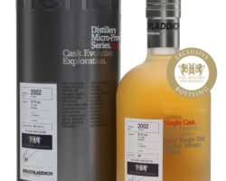 Review: Bruichladdich 2002, 13 Year Old, Single Cask #12/214 – TWE Exclusive