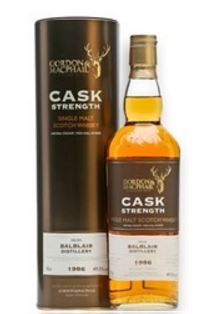 Balblair 30 yo 1986  G&M 'Cask Strength' for TWE, refill sherry hogshead #12649