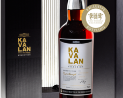 Review : Kavalan, Single Sherry Cask #S100125026A – TWE Exclusive