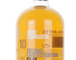 Port Charlotte 10 Year Old – Second Limited Edition