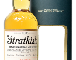 Strathisla 2005 Distillery Labels – G&M