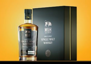 Israeli Whisky distillery M&H release their first ever 3 yo single malt whisky
