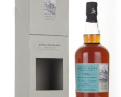 'The Ships Decanter' 1991 –  Wemyss Malts (Bunnahabhain)