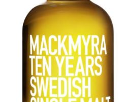 Mackmyra 10 year old OB