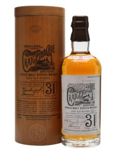 Craigellachie 31 years old – Review