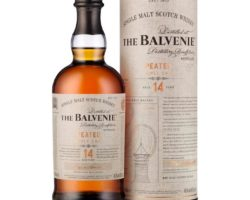 The Balvenie 14 yo  Peated Triple Cask  [travel retail] – Review