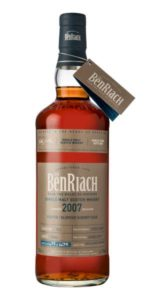 A duo of Benriach 2007 : casks #101 & #105