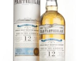 Two D.Laing Old Particulars : Bruichladdich 12 & Ben Nevis 21