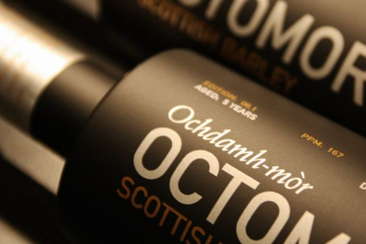 A trio of 8.x Octomore (8.1, 8.2, 8.3)