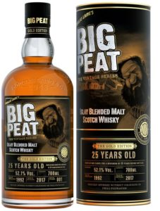 Big peat 25 year old 'The Gold Edition'