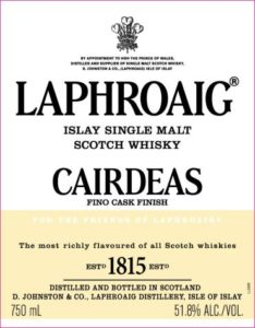 Islay Festival 2018 (Feis Ile) bottlings [25th May — 2nd June 2018]