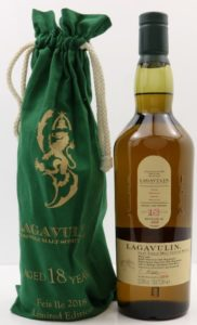 Lagavulin 18 yo Feis Ile  2018 Edition – review