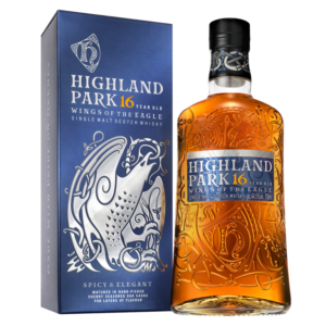 Highland Park Wings of the Eagle 16 yo (Travel Retail)