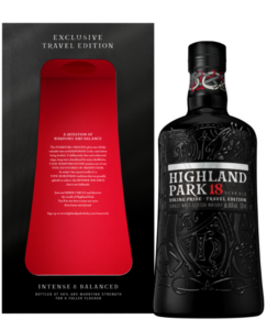 Highland Park 18 yo 'Viking Pride' travel edition