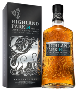 Highland Park 14 yo – Loyalty of the Wolf  (Travel Retail)
