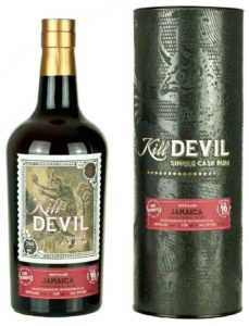 A Trio of Kill Devil Hampden Rums for TWB
