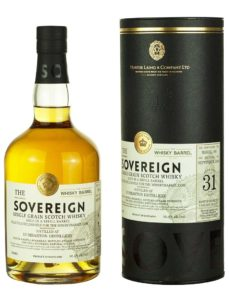 Dumbarton 31 Year Old 1987 Sovereign TWB Exclusive  cask #15477