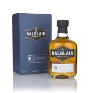 The new Balblair 15 year old