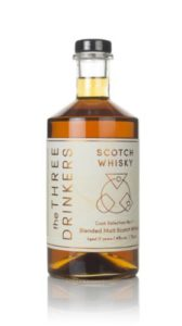 The Three Drinkers 17 Year Old – Cask Selection No. 1