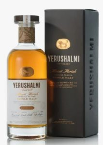 Yerushalmi young Single malt , 'Mount Moriah'