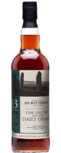 Secret Orkney 2007, 13 yo (The Nectar of the Daily Drams)