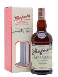 Glenfarclas 15 Year Old 100 Proof TWE Exclusive