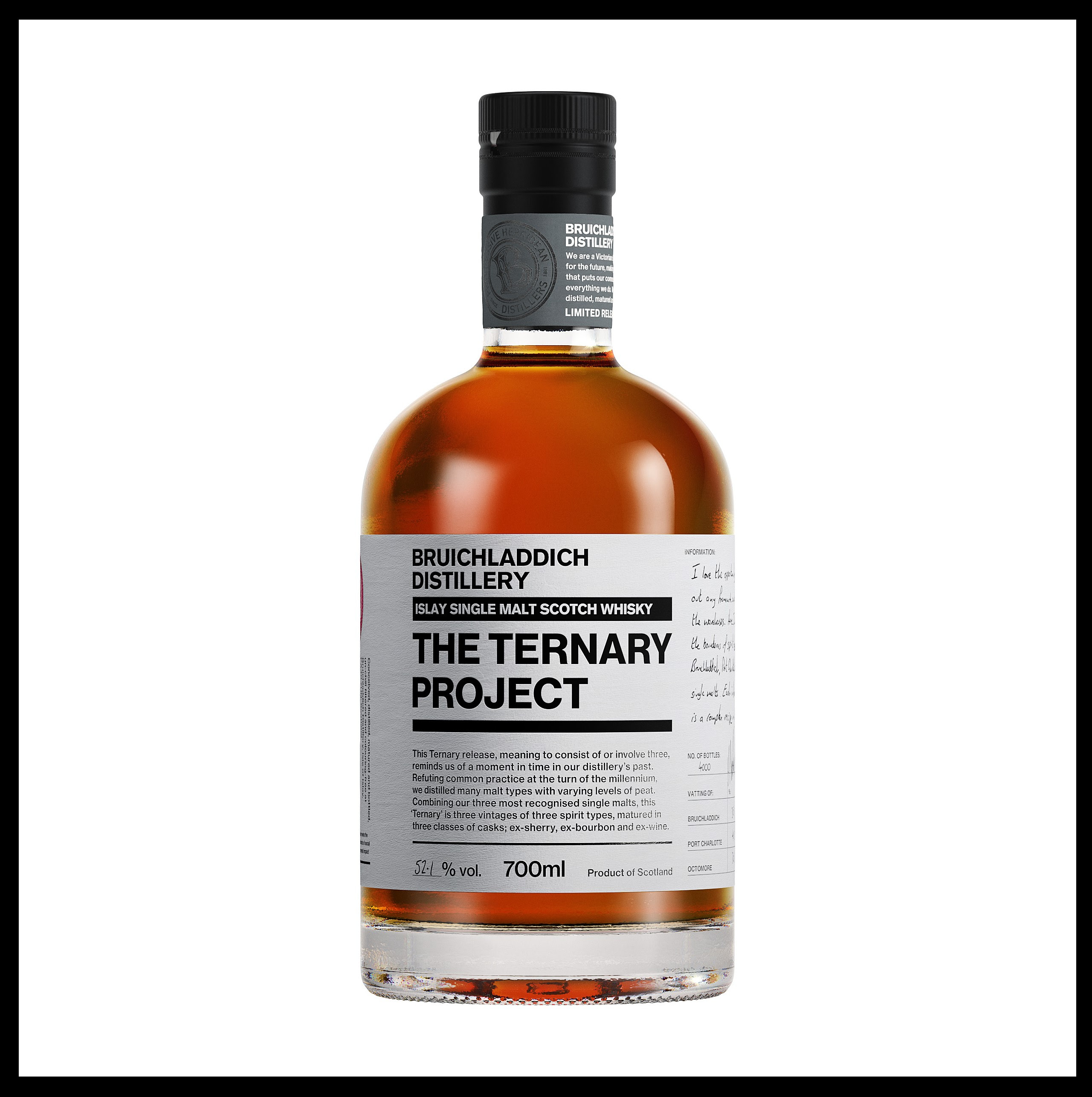 Bruichladdich 'The Ternary Project'
